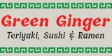 Green Ginger Logo