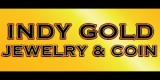 Indy Gold Jewelry & Coin Logo