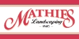 Mathies Landscaping Logo