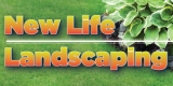 New Life Landscaping Logo