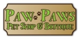 Paw Paws Pet Shop & Boutique Logo