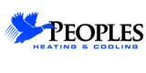 Peoples Heating and Cooling Logo