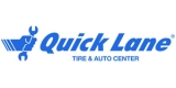 Hubler Ford Quick Lane Logo
