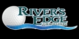 River's Edge Public Golf Course Logo