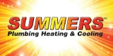 Summer's Plumbing Heating & Cooling Logo