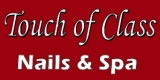 Touch of Class Nails and Spa Logo